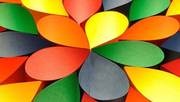 Color-Droplets